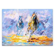 Free Wild Horses Wall Art Print