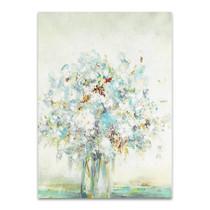 Textured Bouquet Wall Art Print