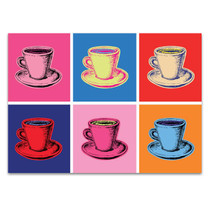 Coffee Mug Wall Art Print