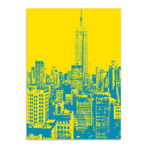 Empire State Wall Art Print