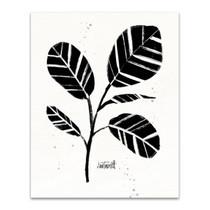 Botanical Sketches IV Wall Art Print