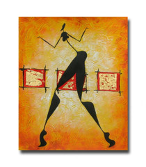 She Moves | Contemporary Wall Art