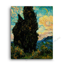 Vincent Van Gogh Oil Painting Reproduction Art Prints Posters