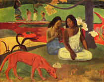 Paul Gaugin | Pastime (Arearea)