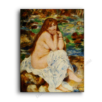 Renoir | Seated Bather