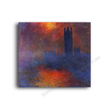 Monet | Houses of Parliament