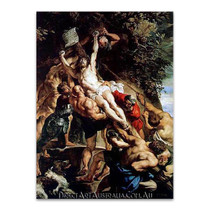 Paul Rubens | The Elevation of the Cross