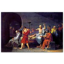 Jaques Louis David | The Death of Socrates