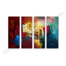 Blur of Colours