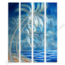 Metal Wall Art 225