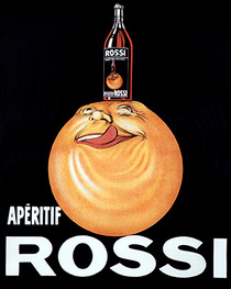 Vintage Aperitif Rossi