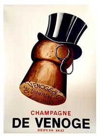 De Venoge Champagne Vintage