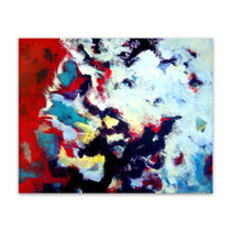 Brooke Howie | Red Abstract