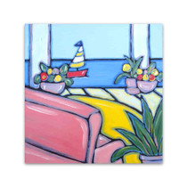 Brooke Howie | Sailboat & Flowers
