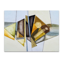 Modernism Abstract Canvas Print