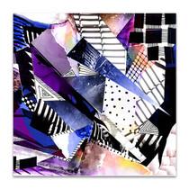 Paper Craft Abstract Art Print
