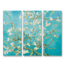 Almond Blossom - 3panels