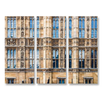 Houses of Parliament Art - 3panels