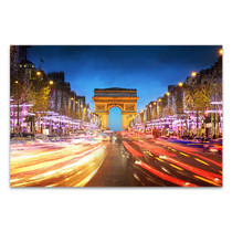 Avenue des Champs-Elysees Art Print