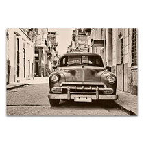 Classic American Car Art Print