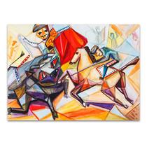 Matador on a Horse Art Print