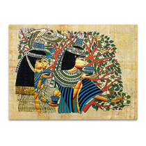 Egyptian Ritual Wall Art Print