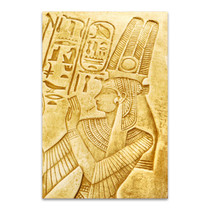 Travel to Egypt Art Print