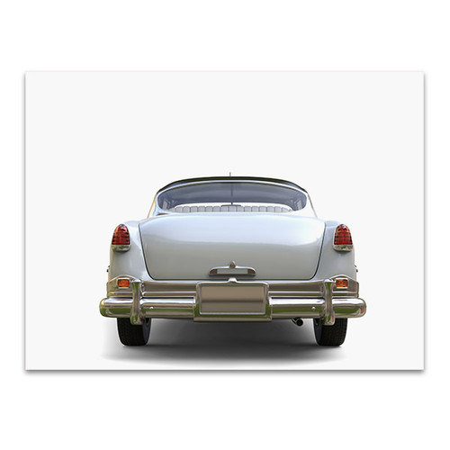 Amazing Vintage Car Art Print