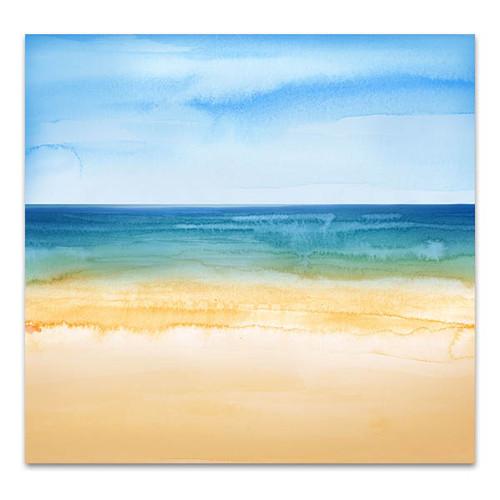 Tropical Sea Art Print