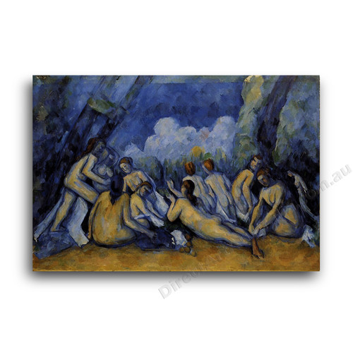 The Large Bathers 1