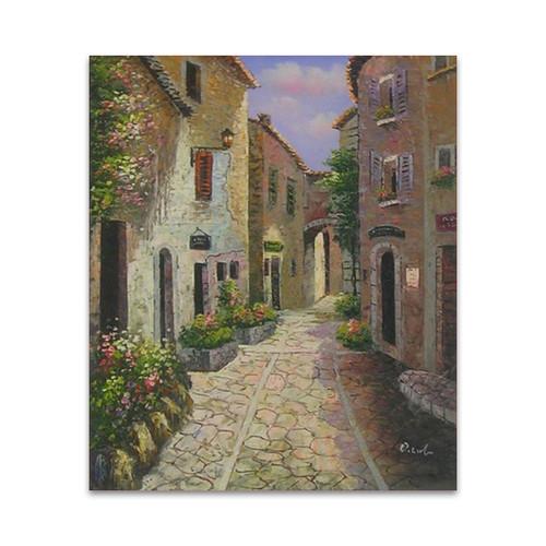 Through The Alleys