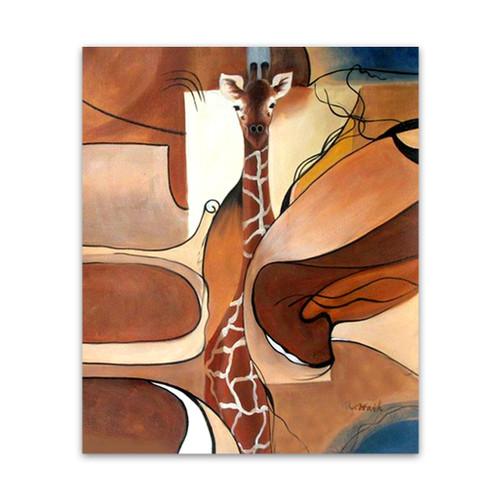 Concealed Giraffe