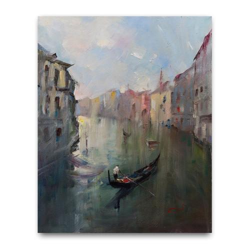 Li Zhou | Venice Canal