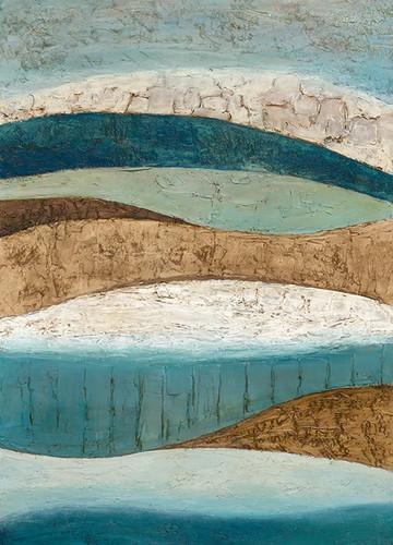 Earth & Sky I Wall Art Print