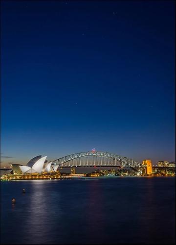 Sydney Opera House Wall Art Print