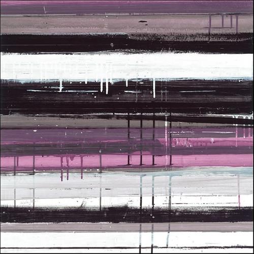 Blinds G Wall Art Print