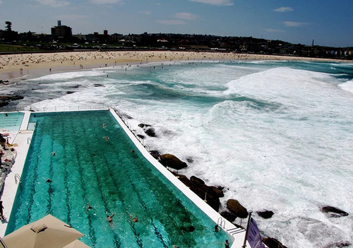 Bondi Beach Wall Art Print