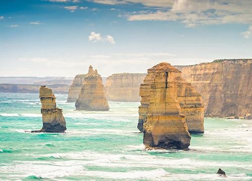 Twelve Apostles Victoria Australia Wall Print