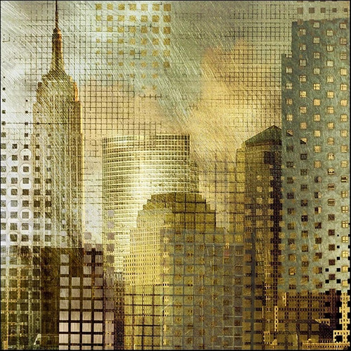 The Empire State Building Wall Print