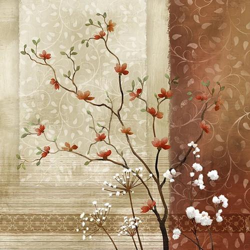 Spring Branch II Wall Art Print