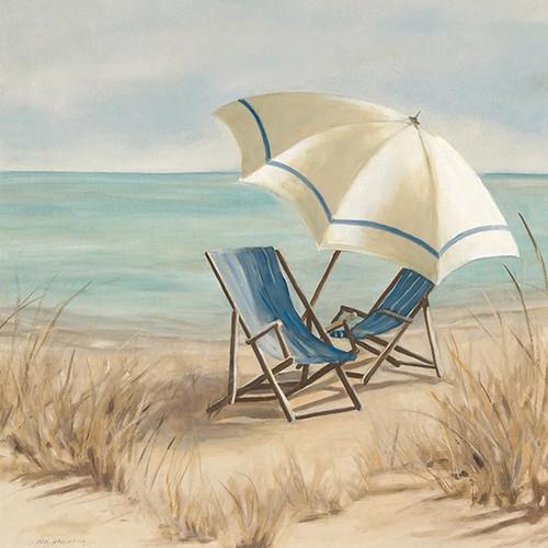 Summer Vacation II Wall Art Print