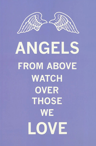 Angels Love Wall Art Print