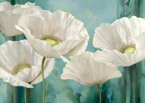 Tasmania Poppies Wall Art Print