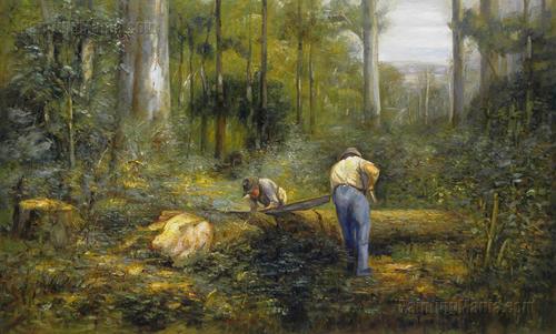McCubbin   Bush Sawyers