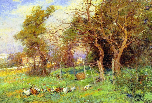 McCubbin | Winter Sunlight