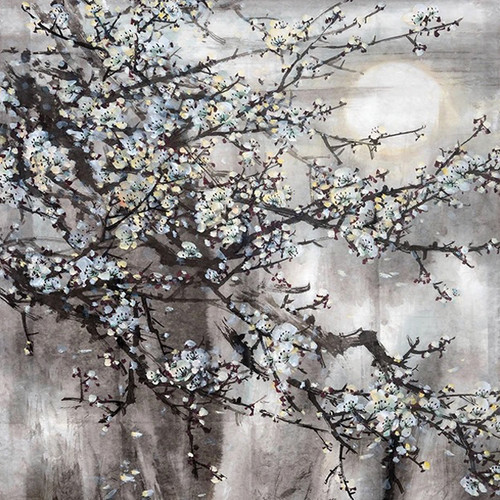 Cherry Blossom Wall Art Print