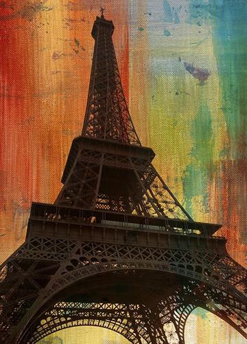 Tour Eiffel Paris Wall Art Print