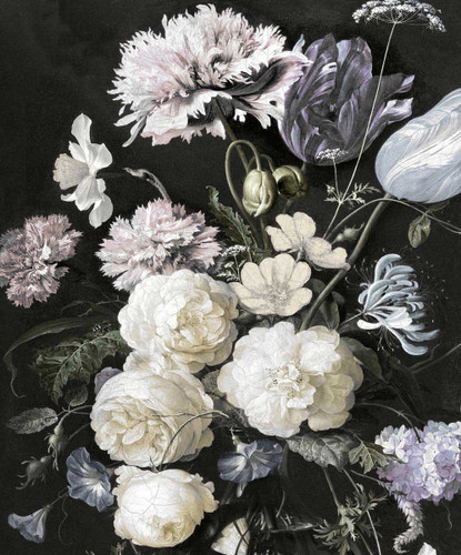 Glorious Bouquet II Wall Art Print