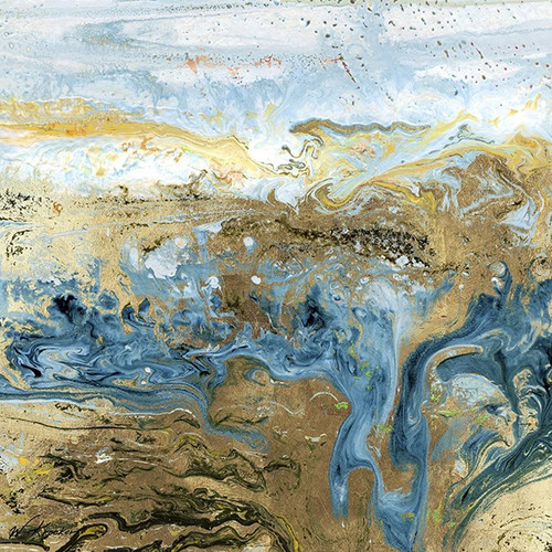Geode III Wall Art Print