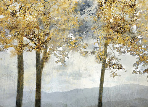 Ridgetop View Wall Art Print